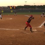 Pryor Throws Shutout As Varsity Softball Defeats Victoria East 10-0