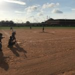Two Pitchers Team Up As Softball Shuts Out Victoria East 11-0