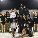 Lady Falcons Track Claim 27-5A District Championship, Boys 2nd