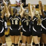 2017 Foster Volleyball Schedule-All Teams