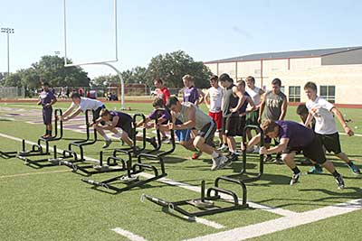 2019 Strength and Conditioning Camps for All Sports (SAC Camp)