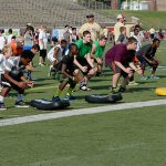 Falcon Youth Football Camp Set for August 1st