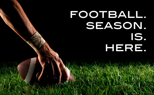 Mandatory Football Parent Meeting Thursday, 8/9 at 7:00 pm in Large Gym