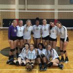 Volleyball Wins District Championship! Playoff Information Released!