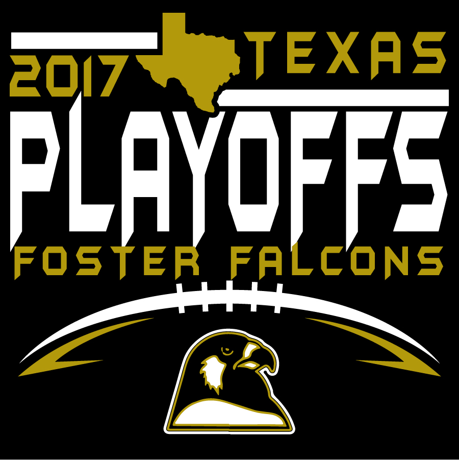 Football Playoff Shirts on Sale Now! Due Friday, 11/10 at 1:00 pm