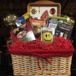 Auction Baskets: Black & Gold Bash