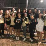 Tennis Humble Tournament Day 1 1/26/18