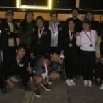 Tennis Brings Home Hardware From Tomball Tournament