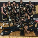 Boys Basketball Beats Lamar and Makes TABC Top 25