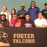 2018 National Signing Day at Foster HS
