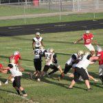 Freshman Football (10) vs. Travis (8) 9/6/18