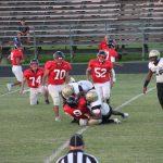 Freshman Football (6) vs. B. F. Terry (8) 10/4/18