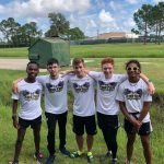Cross Country Teams Place at District Meet 10/9/18