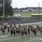 Freshman Football (20) vs. Galveston Ball (6) 9/26/18