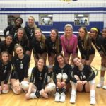 Volleyball 2018 Area Champs – Advance to Regional Quarterfinals