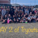 Girls Soccer Tryouts-Day 2 Update