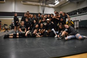 1/9/19: Wrestling vs. Kingwood Park and New Waverly