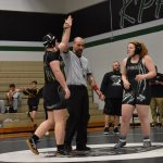 1/9/19: Wrestling vs. Kingwood Park and New Waverly