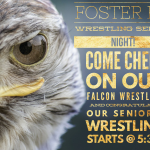1/24/19 – Wrestling Senior Night