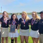 Varsity Girls Golf District Champions!