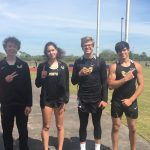 Falcons Pole Vaulters Medal at District Meet, Advance to Area Meet