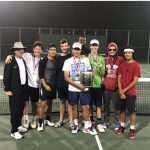 Boys Tennis District Champions!