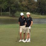 Golf Competes at George Ranch Tournament