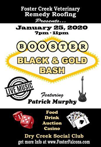 Third Annual FHSABC Black and Gold Bash!
