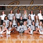 Lady Falcon Volleyball team would like to thank our corporate sponsors and all of their family, friends, and fans