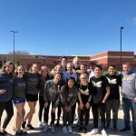 Good luck to the Foster Swim and Dive team headed to Austin today!