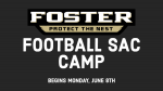 Foster Football Summer Workouts Info: MUST READ
