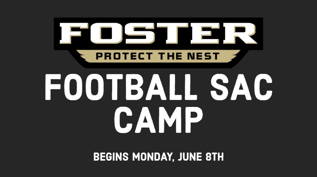 Foster Football Summer Workouts Info: MUST READ