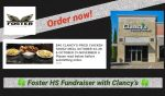 Foster Falcon Fall Fundraiser with Clancy's