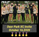 Deer Park XC Invite October 16, 2020