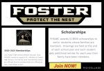 Foster Athletic Booster Club Membership, Meetings, and Scholarships