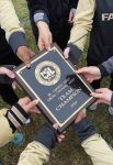 JV Cross Country Women's Team earns 1st place DISTRICT Meet! 10/27/2020.