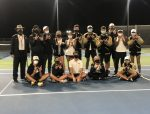 Foster Falcon Tennis team is heading to Regional Finals.