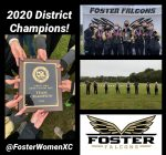 Women secure back-to-back district championship!