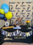 Kiley Smink signs with ETBU