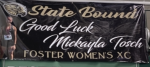 Mickayla Tosch heads to STATE!