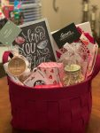 Sneak Peek:  Auction Basket donated by the Foster Tennis Teams!