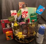 Sneak Peek:  Auction Basket donated by the Foster Women's Soccer Team!