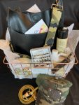 Sneak Peek:  Auction Basket donated by the Foster Baseball Teams!