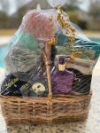 Sneak Peek:  Auction Basket donated by the Foster Women's Basketball Teams!
