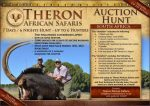 Sneak Peek:  Featured Auction Item: South Africa Hunt!!!