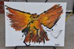 Sneak Peek: Artwork Auction Item by Sydney H