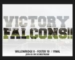 Lady Falcons triumphant against a determined Willowridge squad
