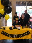 Schwank, Burdette, Talley Commit to Next Level of Play