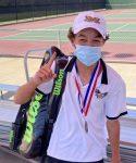 Multiple Tournament Champions in Katy Tennis Tournament