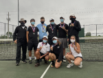 Foster Varsity Tennis Players advance to Regionals!